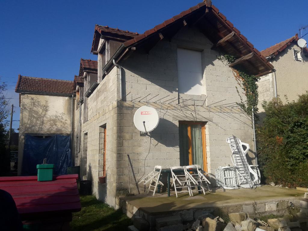 Maison Troyes 110m²