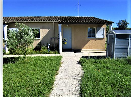 24230 Maison 73m2 avec jardin