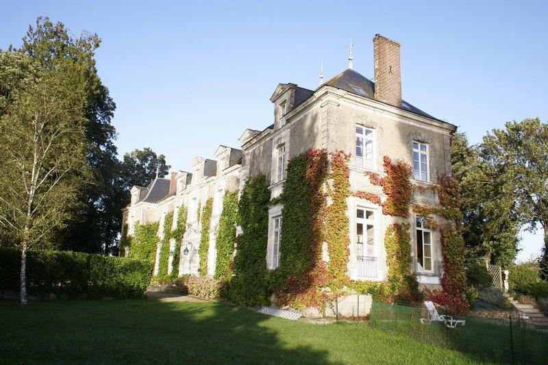 Château - Sud Sarthe - 17 pièces - 553 m²