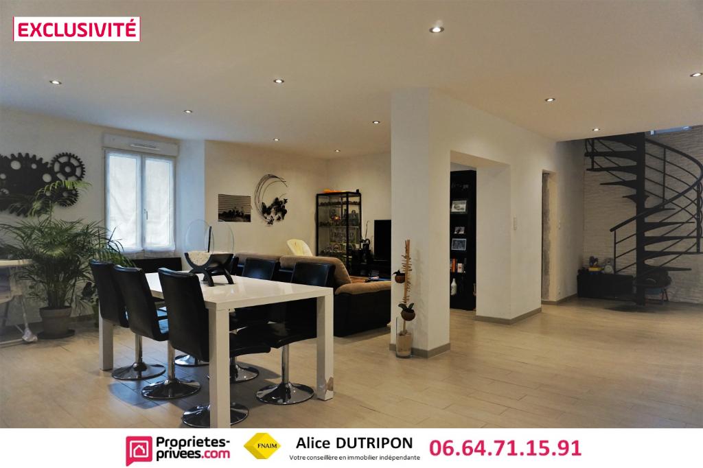 Maison proche Sézanne 5 pièce(s) 112 m2