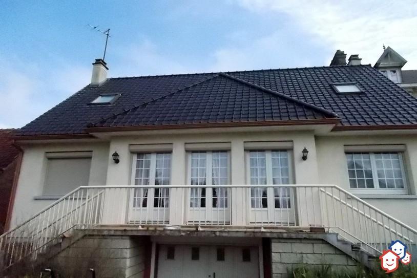 Hallencourt Maison 3 chambres 100 m²