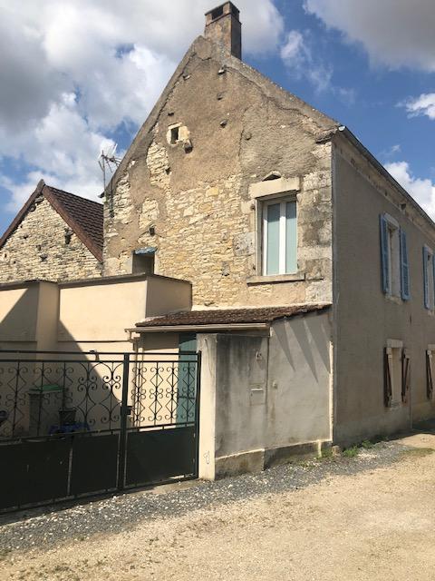 Précy-Le-sec, maison 94M²