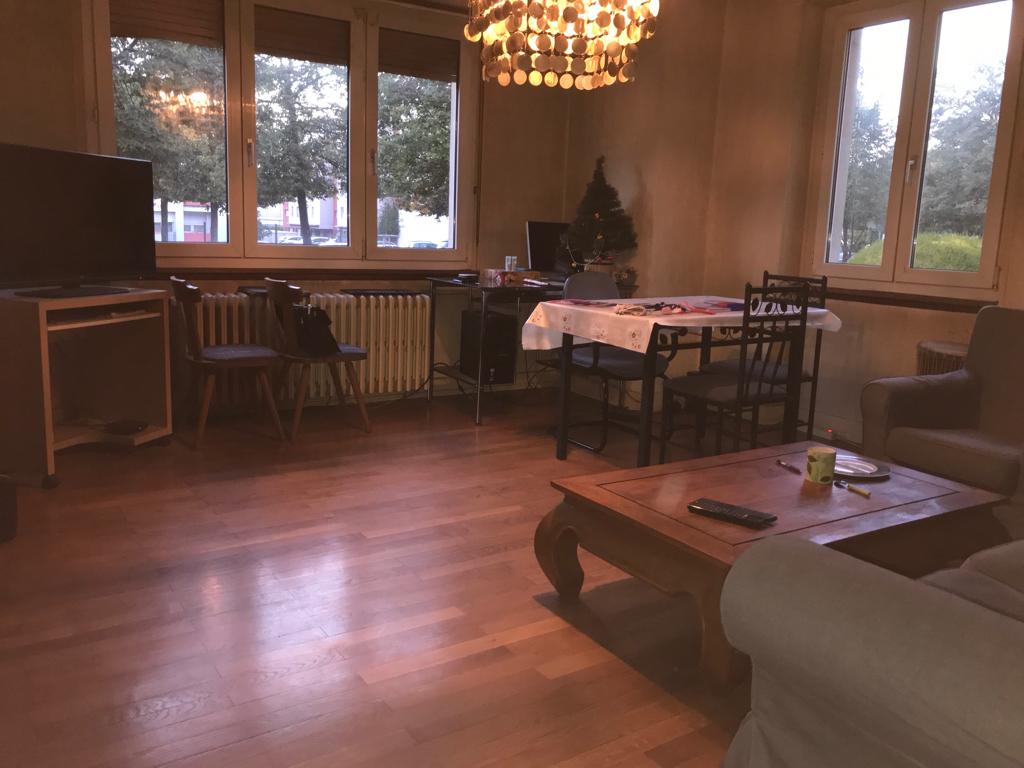 Appartement Strasbourg 3 pièce(s)