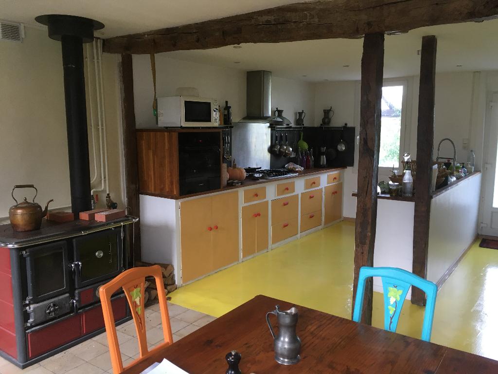 Maison Bazas,  3 chambres, 120 m²