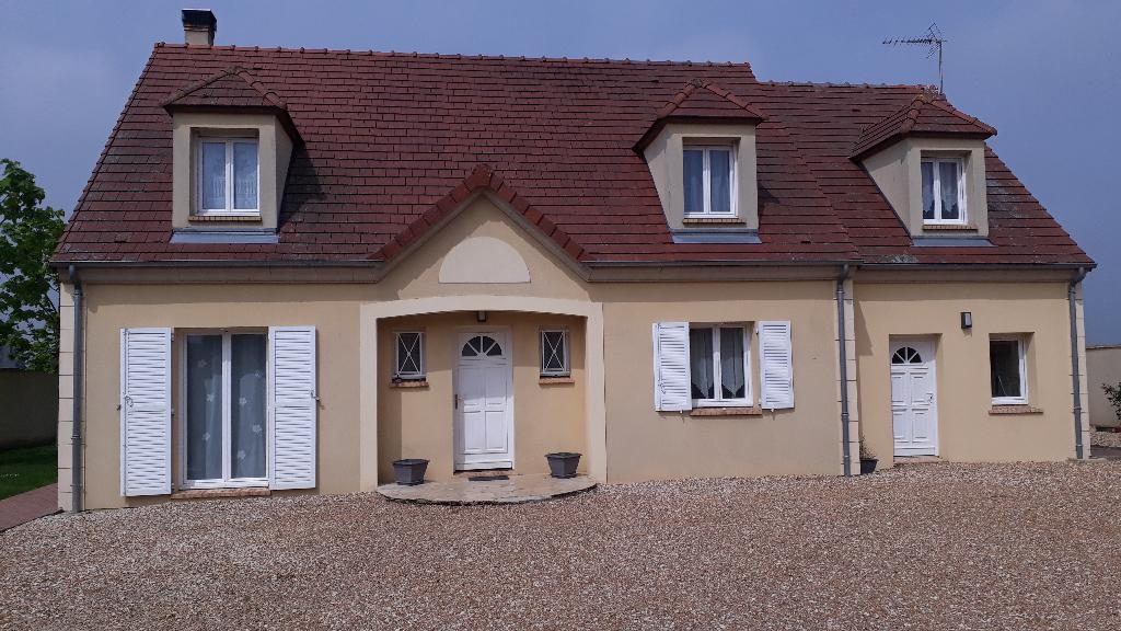 Maison Louvilliers En Drouais  6 pièce(s) 185 m2