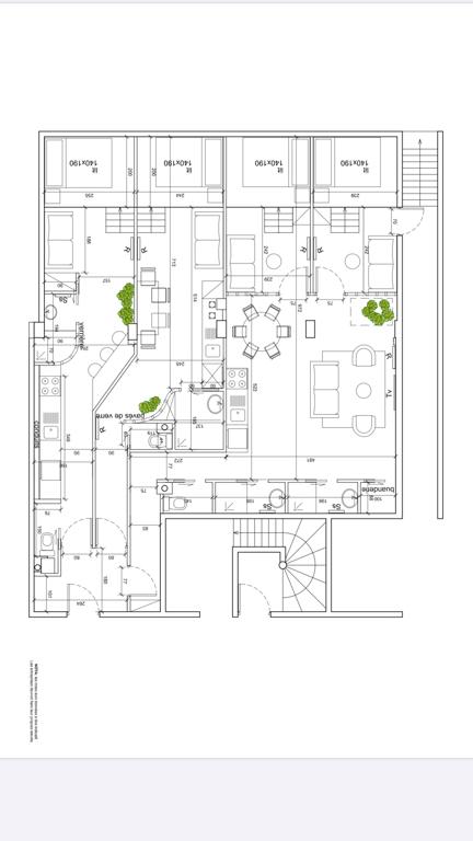 PARIS 75020 - LOCATION MEUBLE  F2 ,F2, F4 pour 110 m2