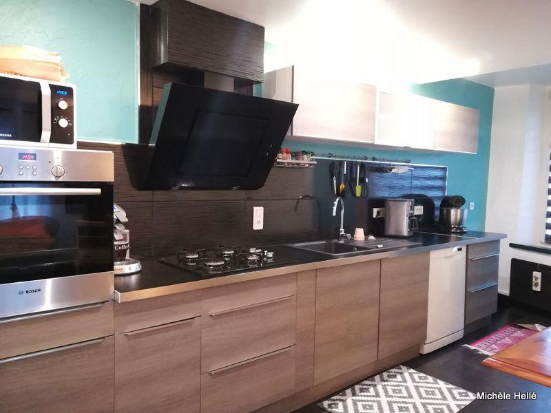 Appartement  complètement rénové 4 pièce(s) 110 m2