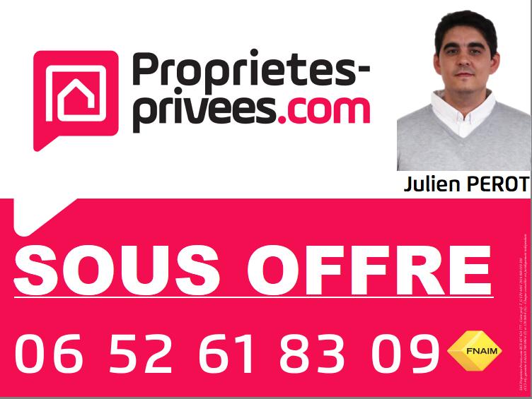 Côtes d'Armor 22000 Saint-Brieuc, 2 chambres, cave, petite copropriété, parking
