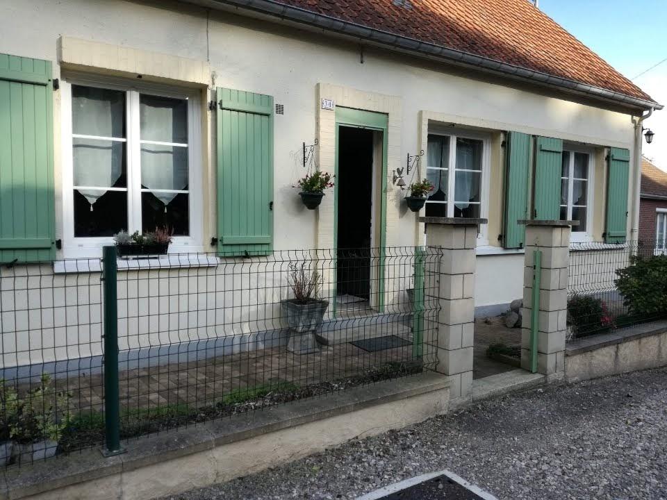 Mareuil-Caubert Maison 4 chambres 120 m²