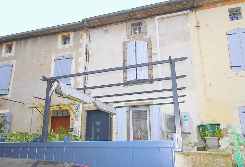 Maison de village Bram 4 pièce(s) 105 m2