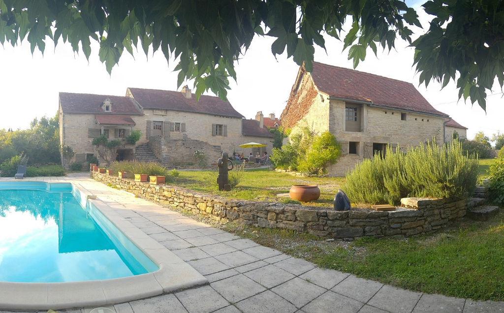 Maison Limogne Parc Naturel des Causses du Quercy 7 pièces 145 m2
