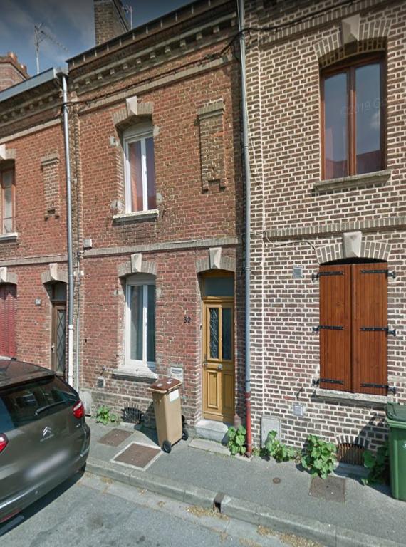 Amiens Maison 2 chambres 67 m²