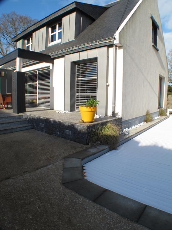 Conleau maison 7 pièces sur 892 m2 de terrain avec piscine