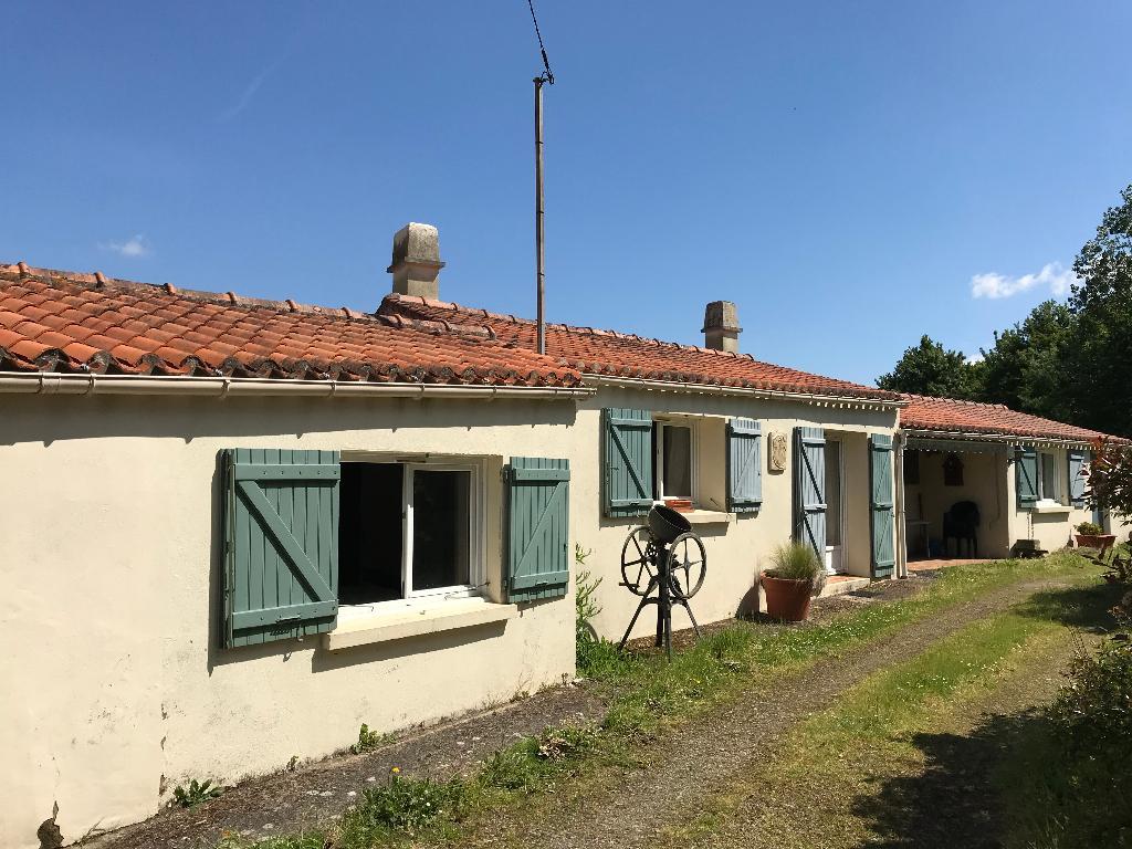 Maison Port Saint Pere 2 chambres