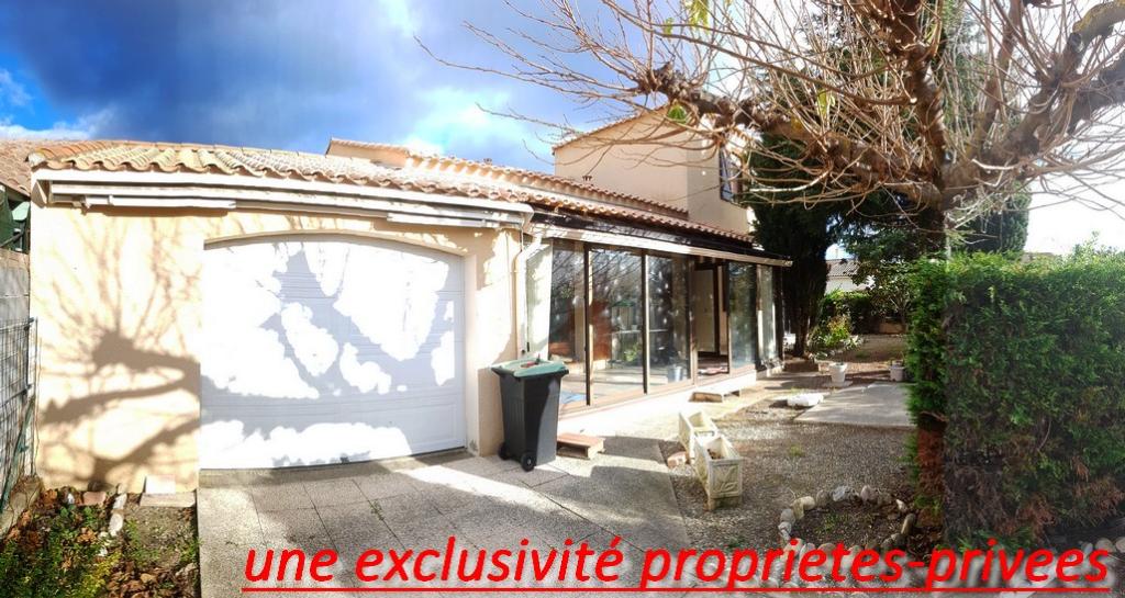 Villa Saint Genies De Fontedit 4 pièce(s) 93 m2