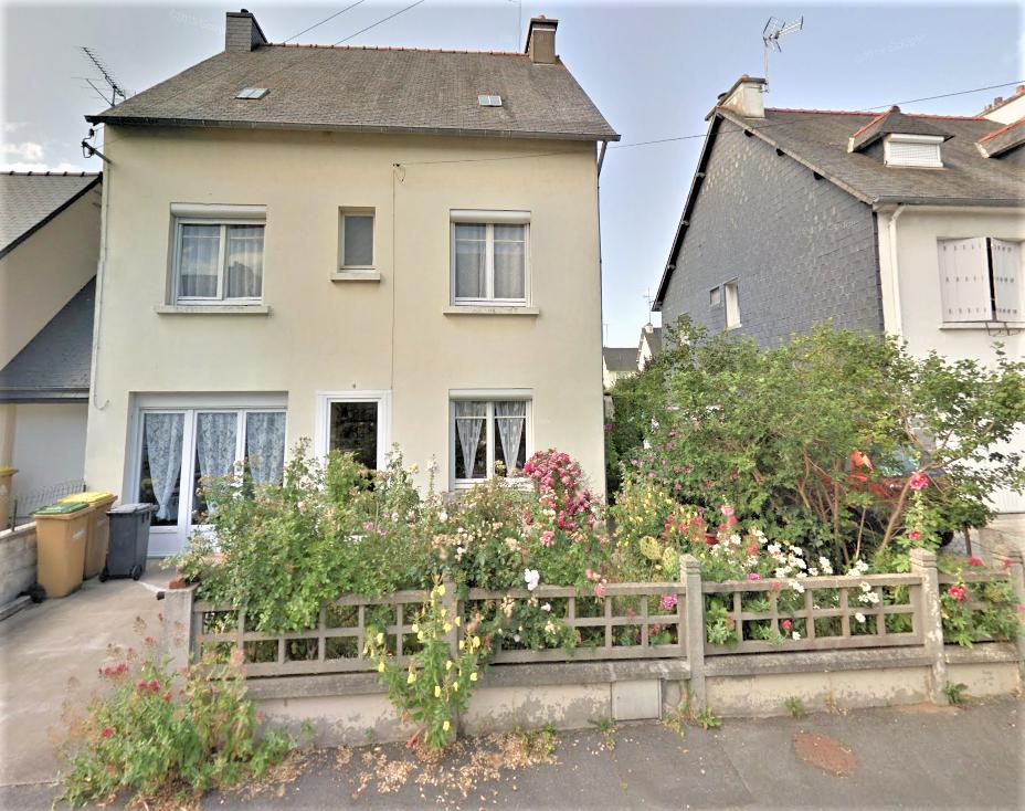 Côtes d'Armor 22000 Saint-Brieuc, Maison 3 chambres à réhabiliter, avec jardin