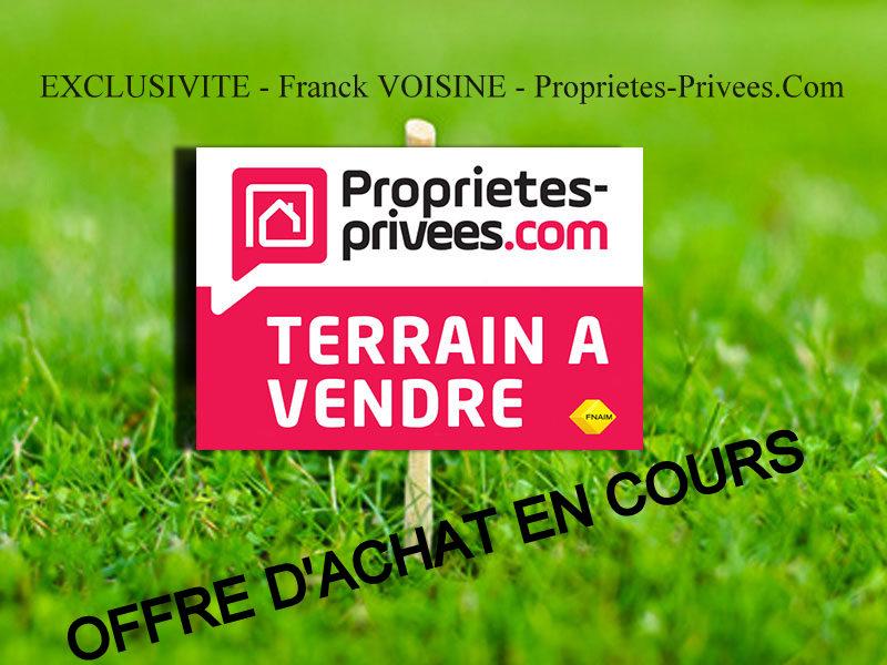 Terrain Constructible hors Lotissement- EXCLUSIVITE - Le Boupère 573 m2