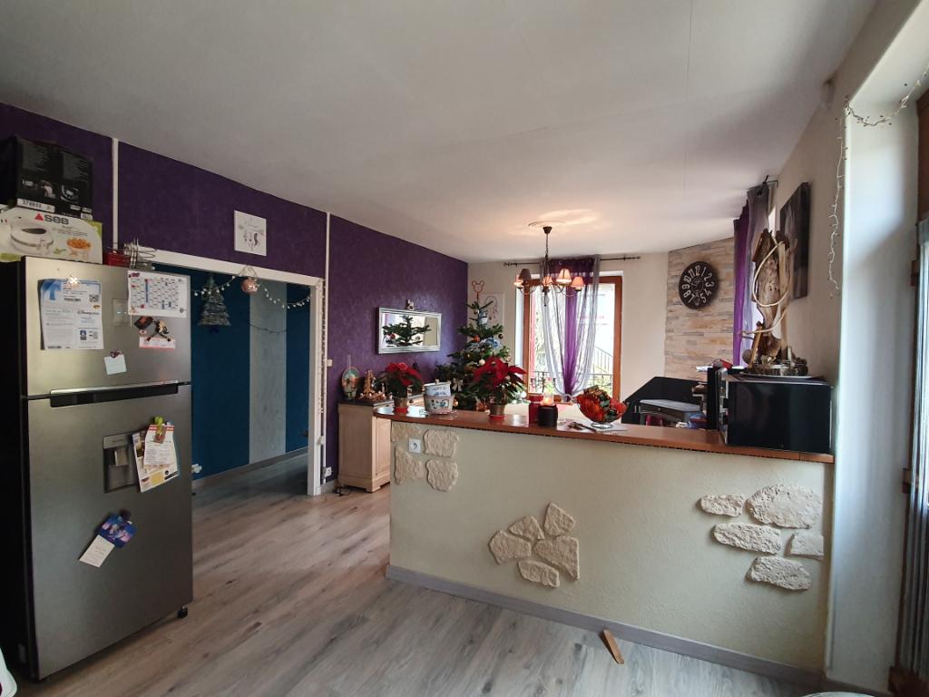 Maison Sacierges Saint Martin 4 pièce(s) 85 m2