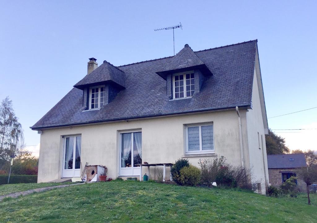 35450 Livré sur Changeon - Maison 4 Pièces - Grand terrain de 5 730 m²