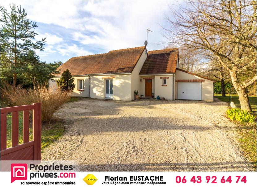 Maison Pruniers En Sologne 6 pièce(s) 159 m2