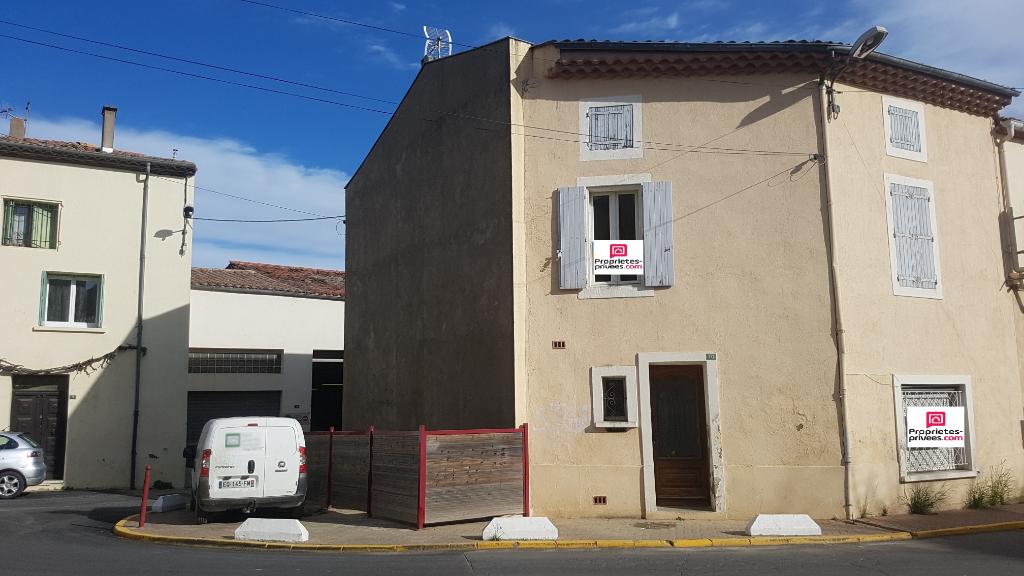 Maison de village de 120m²  avec possibilité de 2 logements