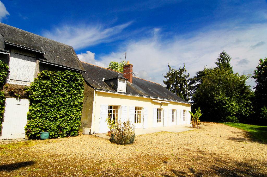 Maison Ste Gemmes D Andigne 5 pièce(s) 144 m2