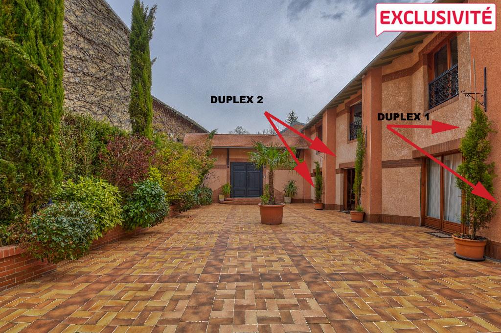 2 Appartements T3 duplex - 75m2 - 02460 LA FERTÉ MILON