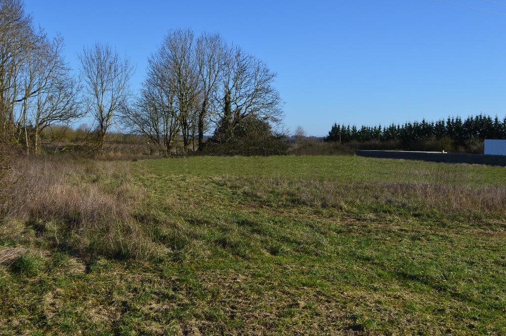Terrain à bâtir, Sainte Ouenne