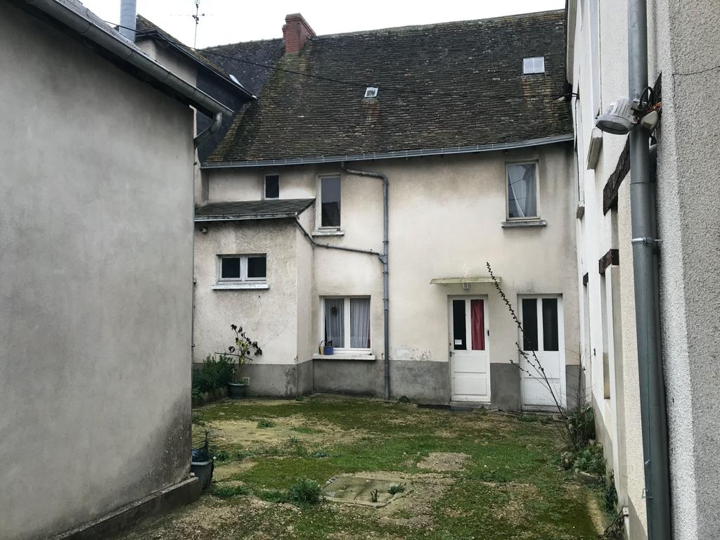 Maison de ville Sable Sur Sarthe 10 pièce(s) 148 m2