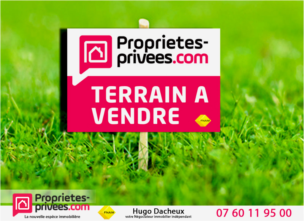 Terrain Massay 1523 m2 (lot A)