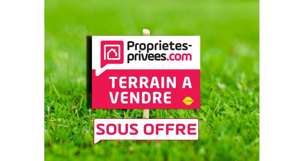 Terrain à bâtir 842 m² 72430 Avoise