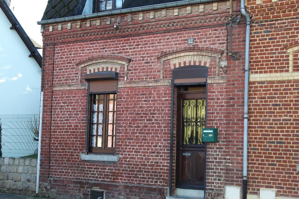 Maison semi individuelle  de 87 m2