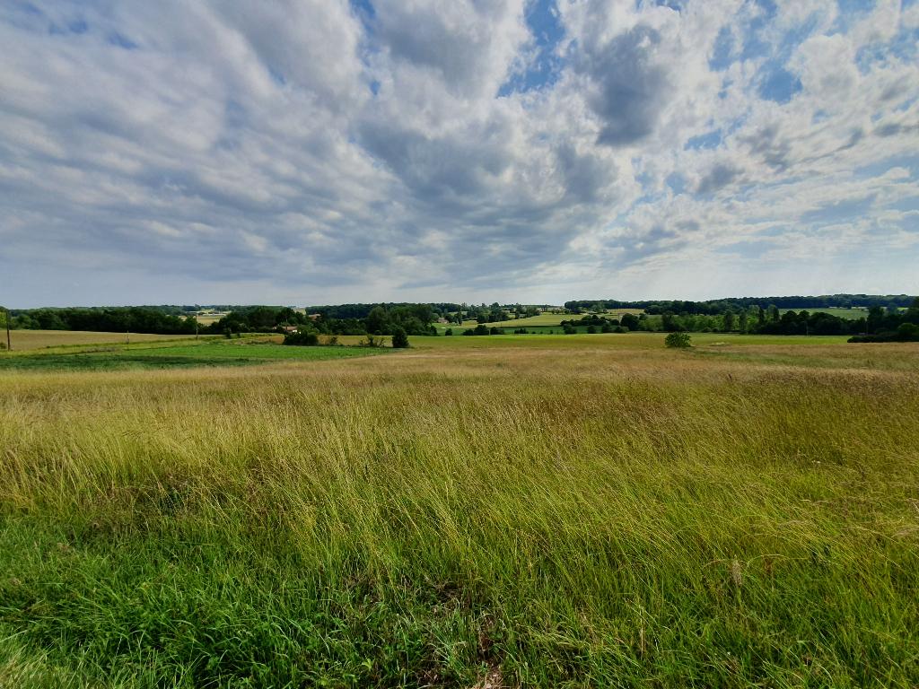 Magnifique terrain à bâtir de 1 hectare avec vue panoramique sans vis à vis