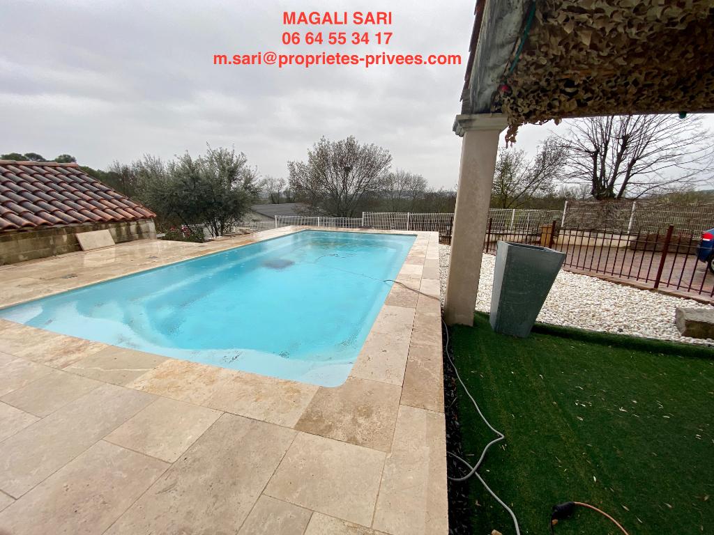 Mas Rousson 5 pièce(s) 160 m2 avec piscine