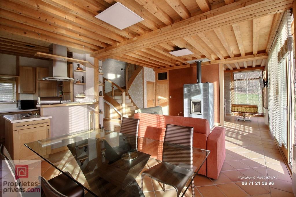 Maison récente  proche La  Rochette 4 pièce(s) 106 m2