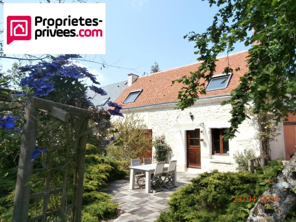 37310 Saint Quentin sur Indrois, Maisons gîtes 420 m²  sur 5528 m² de terrain