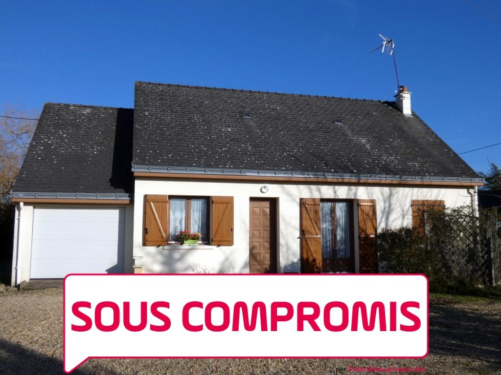 Maison plain pied St Philbert Du Peuple 4 pièce(s) 82 m2