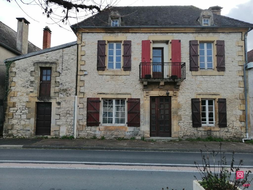 Maison à rénover Cazoules 6 pièce(s) 126m2