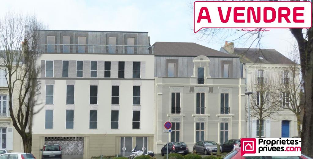Exceptionnel : Angers - Place Monprofit : Programme neuf du T1 au T4 avec stationnement privatif