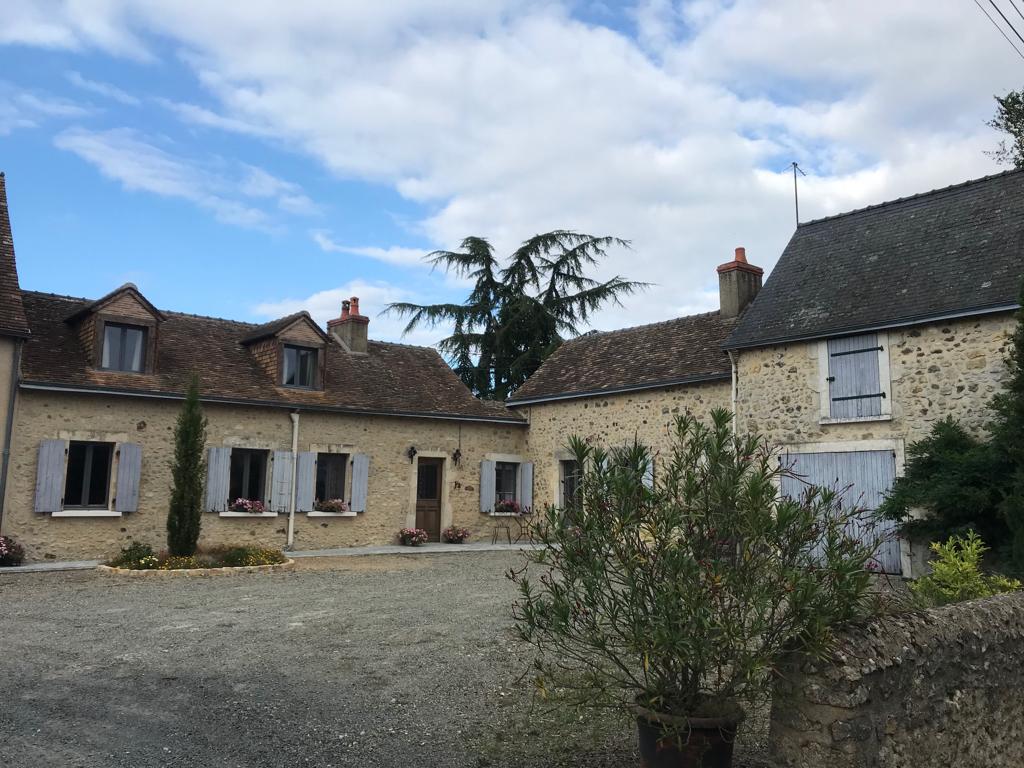 Corps de ferme Fontenay Sur Vegre 6 pièce(s) 166 m2