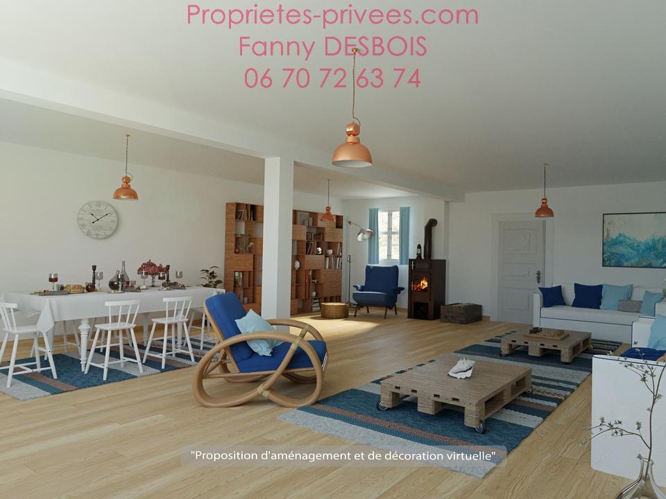 Maison 3 pièce(s) 92 m2 A RENOVER