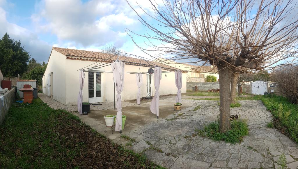 Villa type 4 de 104m² sur 482m² de terrain