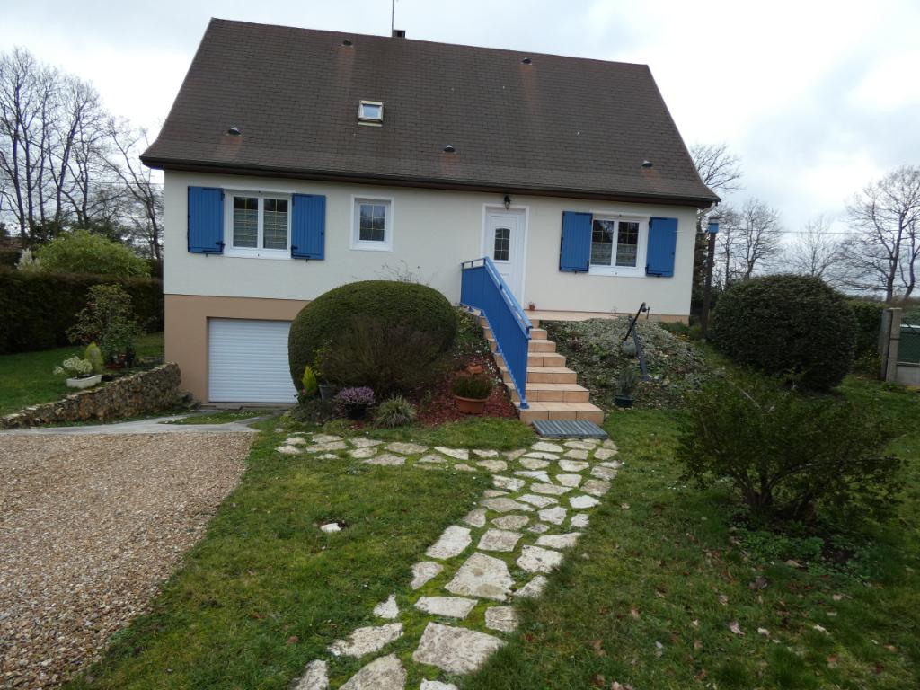 Maison 130 m² Marville Moutiers Brule
