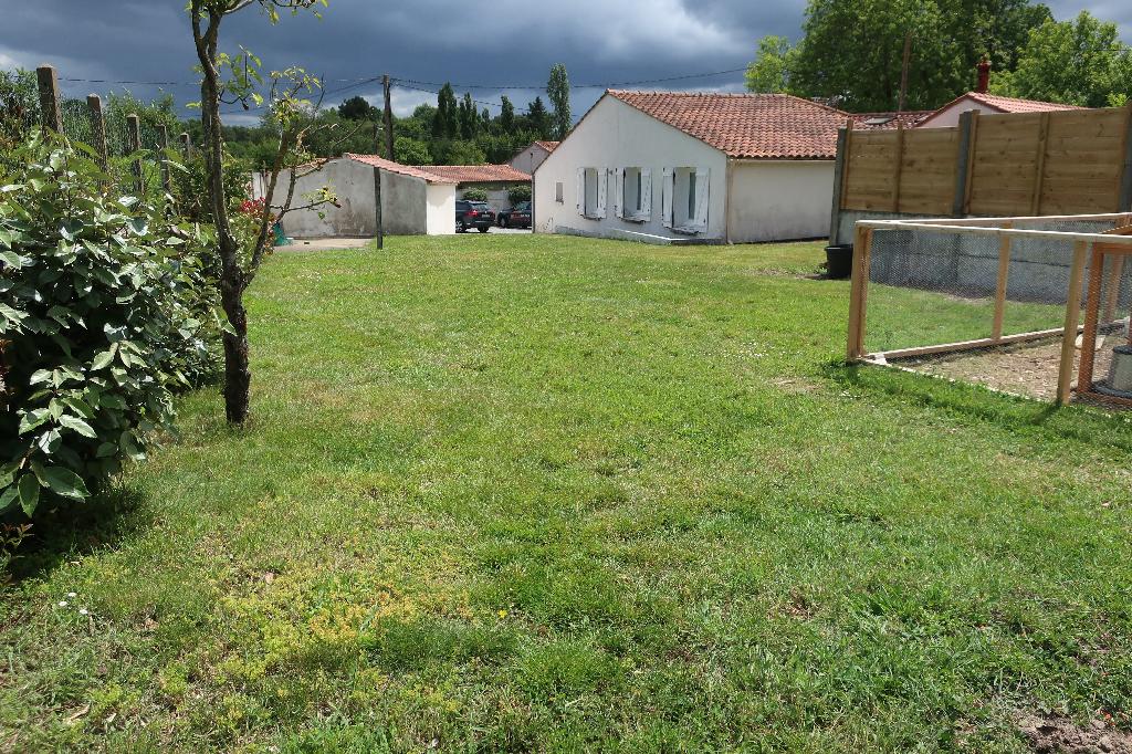Rouans (44640) - Maison T4 rénovée