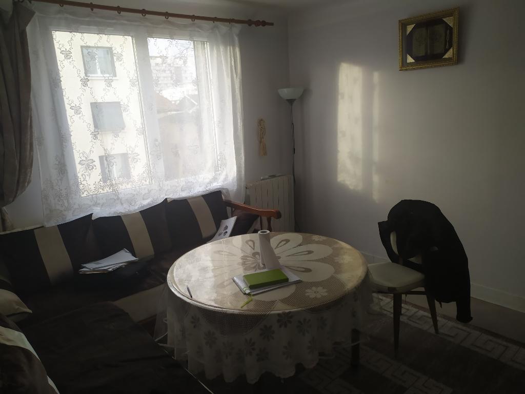 Appartement Aubervilliers 3 pièces