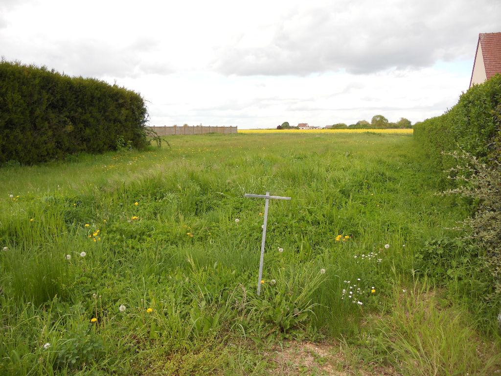 Terrain viabilisé 850 m² 5 min de Vernouillet