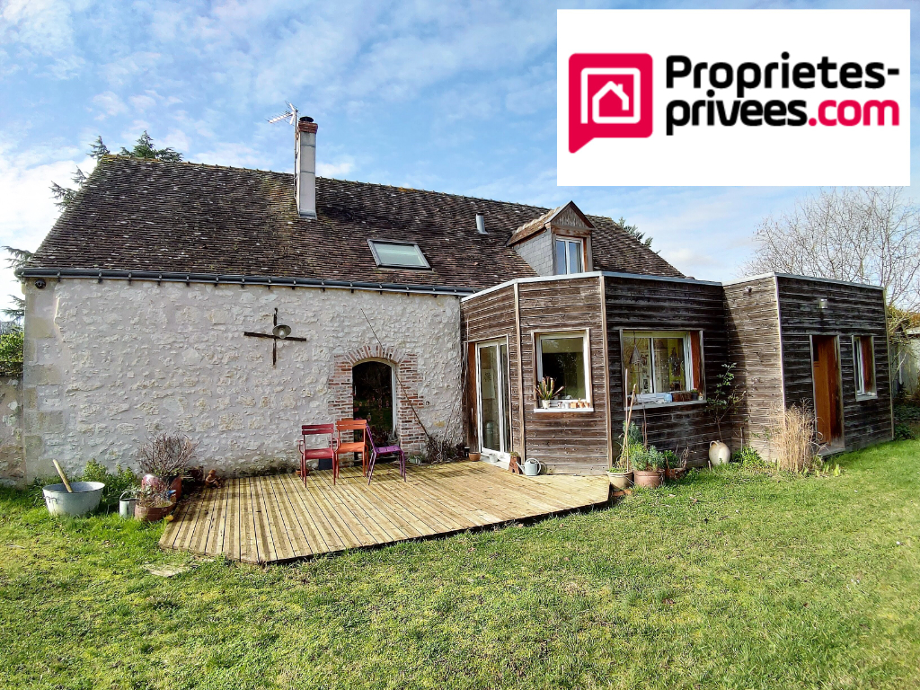 37160 Descartes, Maison lumineuse de 225 m² , 4 ch, sur 4195 m² de terrain
