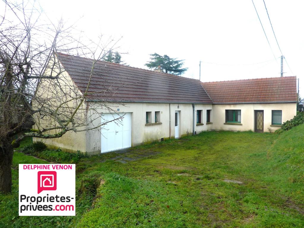 EXCLUSIVITE - Maison à rénover à Sigloy