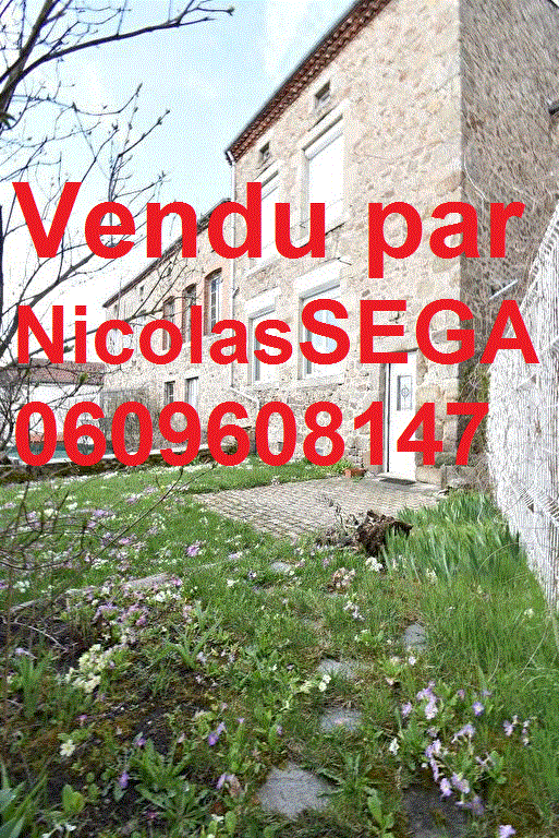 St Pal de Mons, 43620, maison en pierre sur 150 m² de terrain