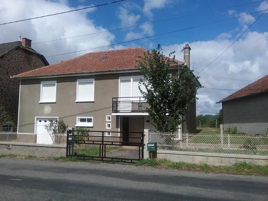 Maison Cassaniouze, 4 chambres,  5 pièce(s) 78 m2